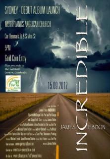 Merrylands Launch poster